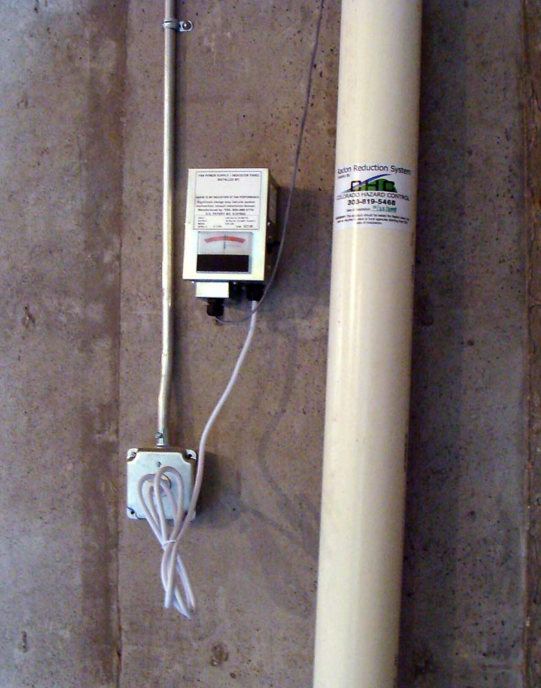 Radon Mitigation Experts Radon Testing Denver Colorado